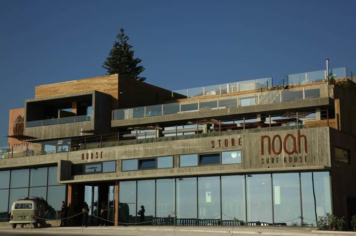 Noah Surf House - crédito divulgação