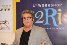 Palestra agita 1º Workshop C2Rio ao influenciar decisões diárias de guias turísticos