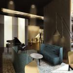 Piano bar do Gran Hotel Costa Rica, Curio Collection by Hilton