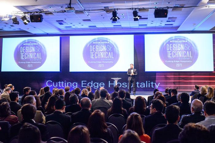 Prêmio Design & Technical Summit, promovido pela AccorHotels - foto Marcos Mesquita