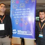 Rafael Figueiredo e Richard Salles, do Where Rio
