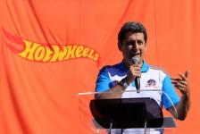 Veja fotos da inauguração do Hot Wheels no Beto Carrero