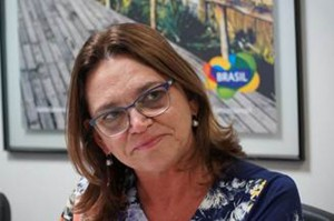 Presidente da PBTur, Ruth Avelino