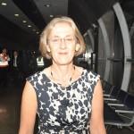 Sabine Trenk, diretora de operações e comercial da Fraport