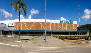 Cresce em 16% o número de eventos realizados na Expoville em 2018