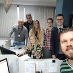 Visita à Flytour Santana (Porto AlegreRS)