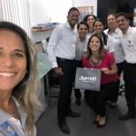 Visita à agência Pontual Turismo (RecifePE)