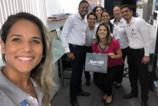 Trend e Marriott fazem sales blitz pelo Brasil; fotos