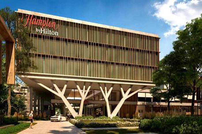 Hampton by Hilton na Argentina