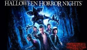 """Halloween Horror Nights revela primeira imagem do labirinto """"Stranger Things"""""""