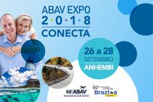 Prazo para credenciamento online para Abav Expo se encerra nesta sexta-feira (21)