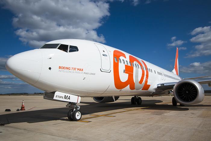 Aeronave tocou o solo brasileiro pela primeira vez no Aeroporto Internacional de Confins, em Minas Gerais