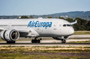 Air Europa inicia nova rota entre Madri e Eilat