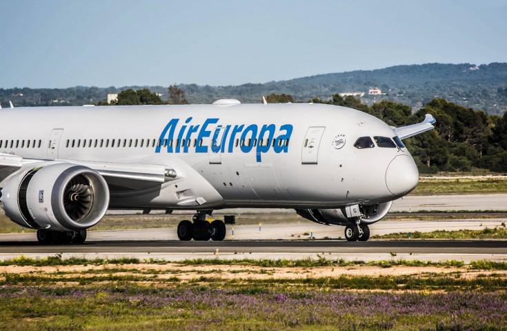 Air Europa será a responsável pela operação