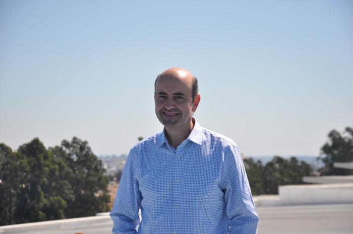 Antonio Dias, diretor executivo do Grupo Royal Palm Hotels & Resorts