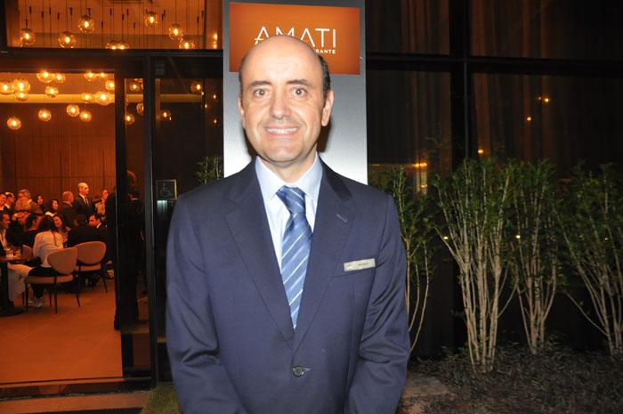 Antonio Dias, diretor Executivo do Grupo Royal Palms