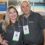 Bárbara Carneiro e João Couto, do Transamerica