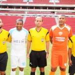 Como já é de praxe, Amigos da Trend convocaram a arbitragem da Federação de Futebol do DF