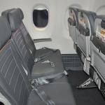 Companhia garante que mesmo com mais assentos o conforto continua