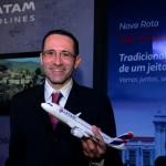 Daniel Aguado, gerente de Marketing da Latam