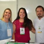 Danusa Decourt, Simone Ferreira e Fernando Meirelles, da Agaxtur