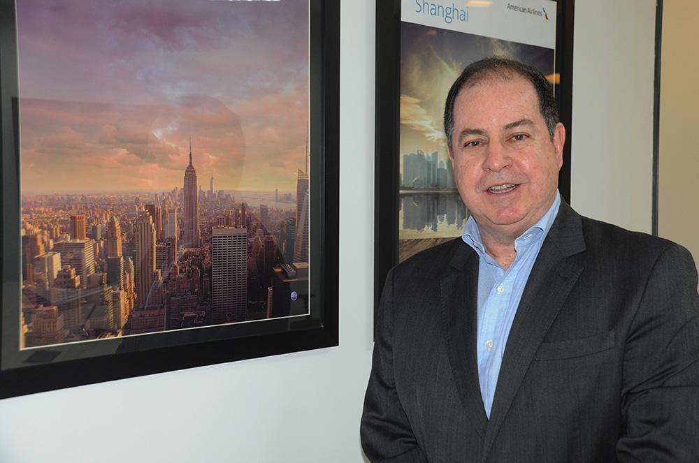 Dilson Verçosa, diretor da American Airlines no Brasil_3