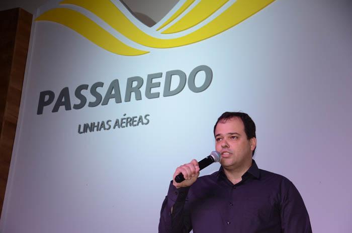 Eduardo Busch, diretor-executivo da Passaredo