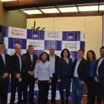 Equipe comercial de São Paulo da da April Brasil