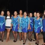 Equipes da Luck Receptivo com Julia Meira e Izabella Lessa, da Azul Viagens