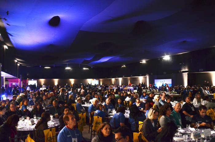 Evento contou com cerca de 700 agentes de viagens