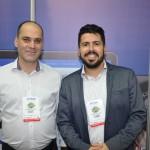 Fernando Hagopian e Raphael de Lucca, da Ethiopian Airlines
