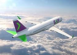 Aeroporto de Guarulhos celebra início de operações da SKY
