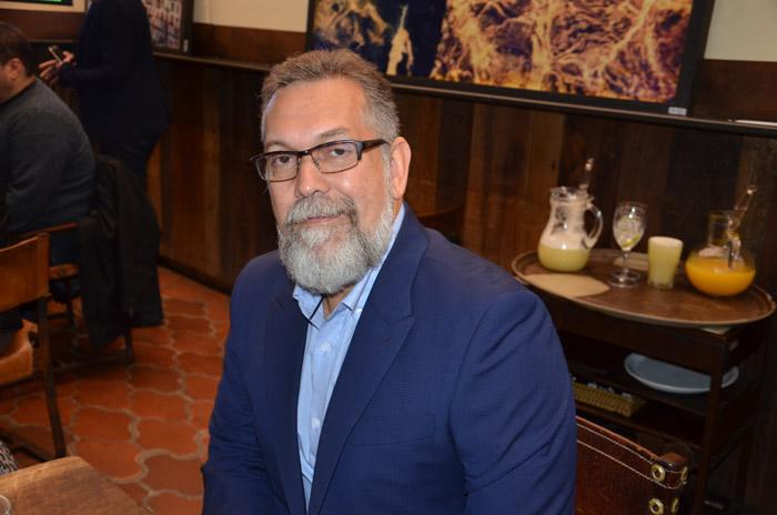 Francisco Guariza, da TAP