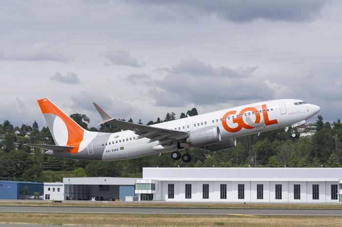 135 aeronaves Boeing MAX serão entregues até 2028; os primeiros três MAX já estão em operação