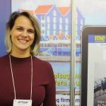 Graziella Fritscher, secretária adjunta de Turismo de Maceió