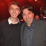 Guilherme e Marcelo Paolillo. da Flytour