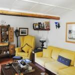José Augusto mora na casa mas tenta preservar o máximo os costumes do antigo proprietário