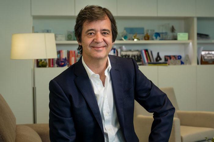 Luis Maroto, presidente e CEO da Amadeus