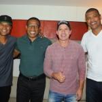 Marcos Assunção, Cesar Sampaio, Túlio Maravilha e Junior Baiano são os ex-jogadores convidados para este 11º Amigos da Trend