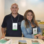 Marcos Pessuto e Renata Costard, da GJP
