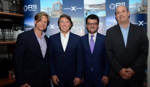 R11 apresenta novo Celebrity Edge a agentes de viagens em São Paulo; veja fotos