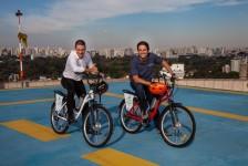 Movida lança serviço de aluguel de bicicleta elétrica