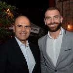 Nelson Oliveira e Pedro Azevedo, da CWT