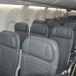 Novo avião tem 186 assentos