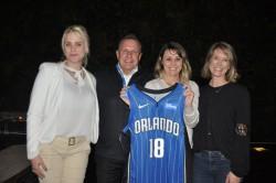 Orlando Magic comemora sucesso de vendas no Brasil com operadores em SP