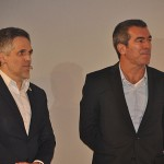 Paulo Kakinoff e Constantino Junior