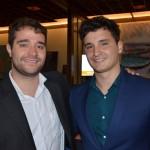 Pedro Zucchi e Stefano Parra, da Get & Go