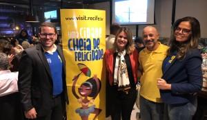 Recife realiza roadshow em Porto Alegre e Curitiba