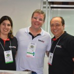 Renata Caballero, Alexandre Pardi e Jales Sabino, da Schultz
