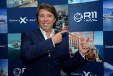 """Ricardo Amaral destaca sucesso das ações da R11 Travel em """"Happy Hour of the Seas"""""""